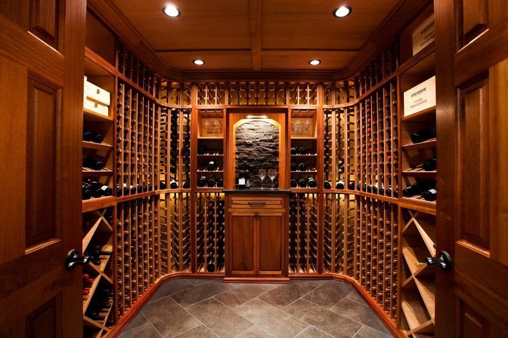 Adding Wine Cellar To Basement Current Publishing