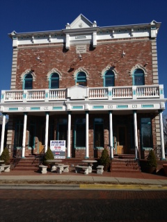 Carter Museum on Main St.