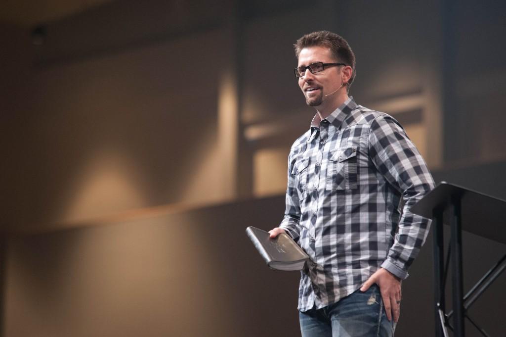 Aaron Brockett, Traders Point Lead Pastor