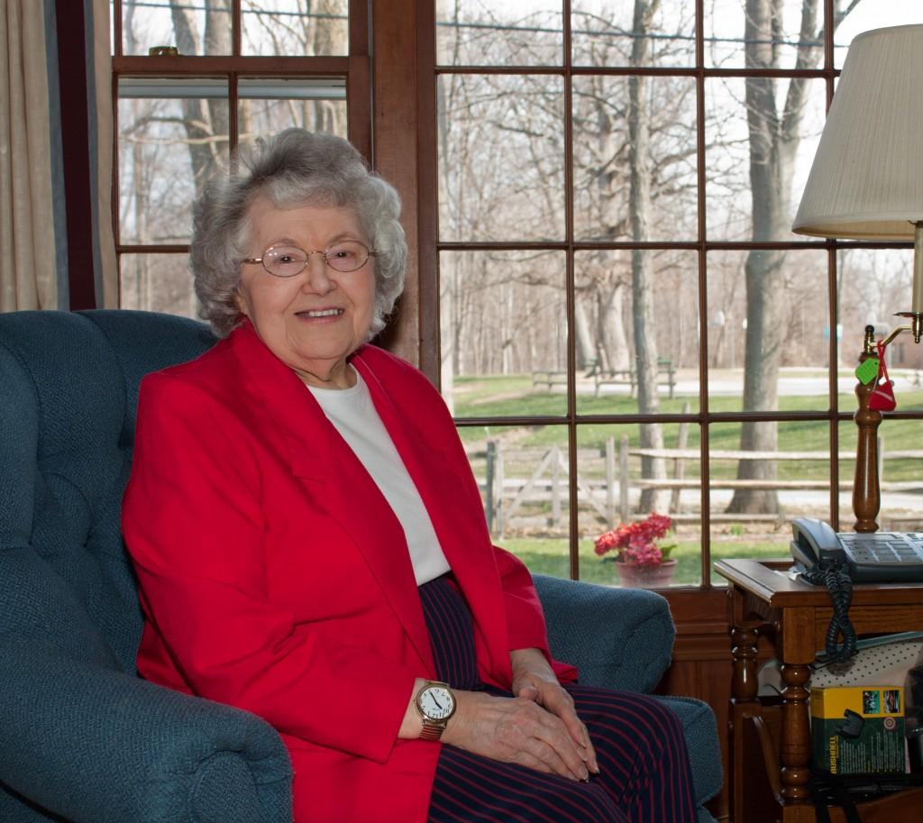 Zionsville Tri Kappa Founder, Meg Julien