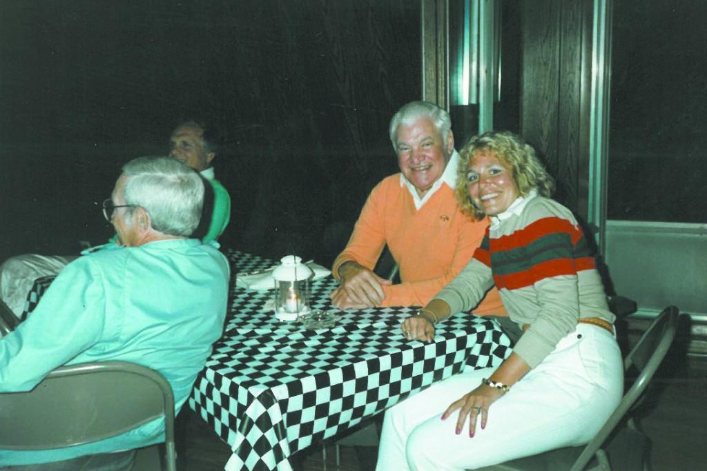 Bob and Nancy Irsay