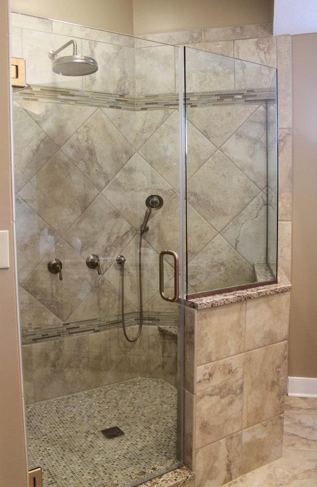 Using different shower heads to customize your space can create a unique shower designed to not only clean but relax and pamper as well. (Submitted photo)