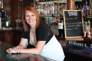 Erin Heller, owner of Three Ds' Pub & Cafe, rebranded her business about a year ago creating a family friendly environment with room enough to host the musical talent of bands ranging from country and bluegrass to hard rock.