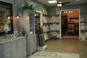 """- A broad range of flooring, tile, cabinetry and home decor is available, including Cortec vinyl plank flooring that looks like wood but is waterproof, has a lifetime warranty and is around $5 per square foot.  """"It is so durable and people use it in their basements since it's waterproof,"""" Claghorn said."""