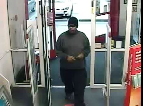 Officers have identified a person of interest and would like the community's assistance with identifying the individual. (Submitted photo)
