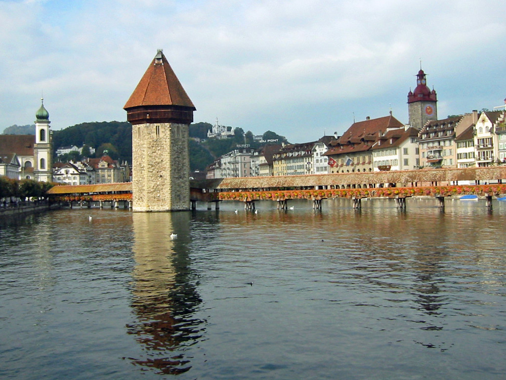 Travel-Water Tower and Chapel Bridge