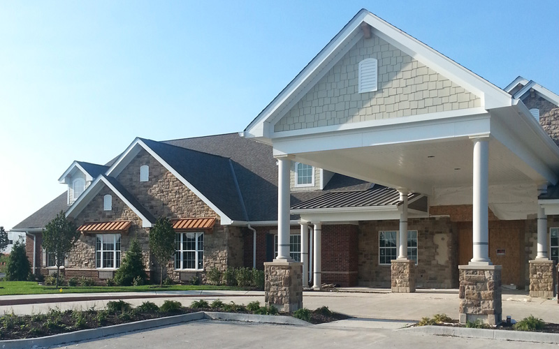 Bickford Senior Living will have room for 16 units for people suffering from Alzheimer's or dementia. (Submitted photo)