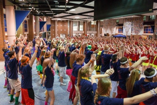 This year's dance marathon at Carmel High School on Feb. 22 will attract more than a thousand participants. Members of the general public can donate money to support Riley kids through any of the individuals' fundraising websites. (Submitted photo)