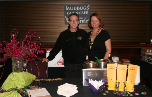 Roy and Kelly LeBlanc from Mudbugs have been at nearly every Taste of Carmel and are a fan favorite. (Submitted photo)