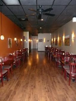 John Perazzo's newest restaurant, J. Razzo's 2 in Westfield, offers the popular Italian food the Carmel restaurant is known for. (Staff photo by Lauren Olsen)