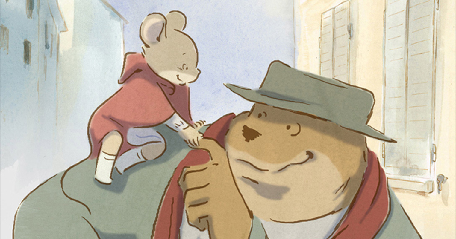 Dvd Review Ernest Celestine Current Publishing
