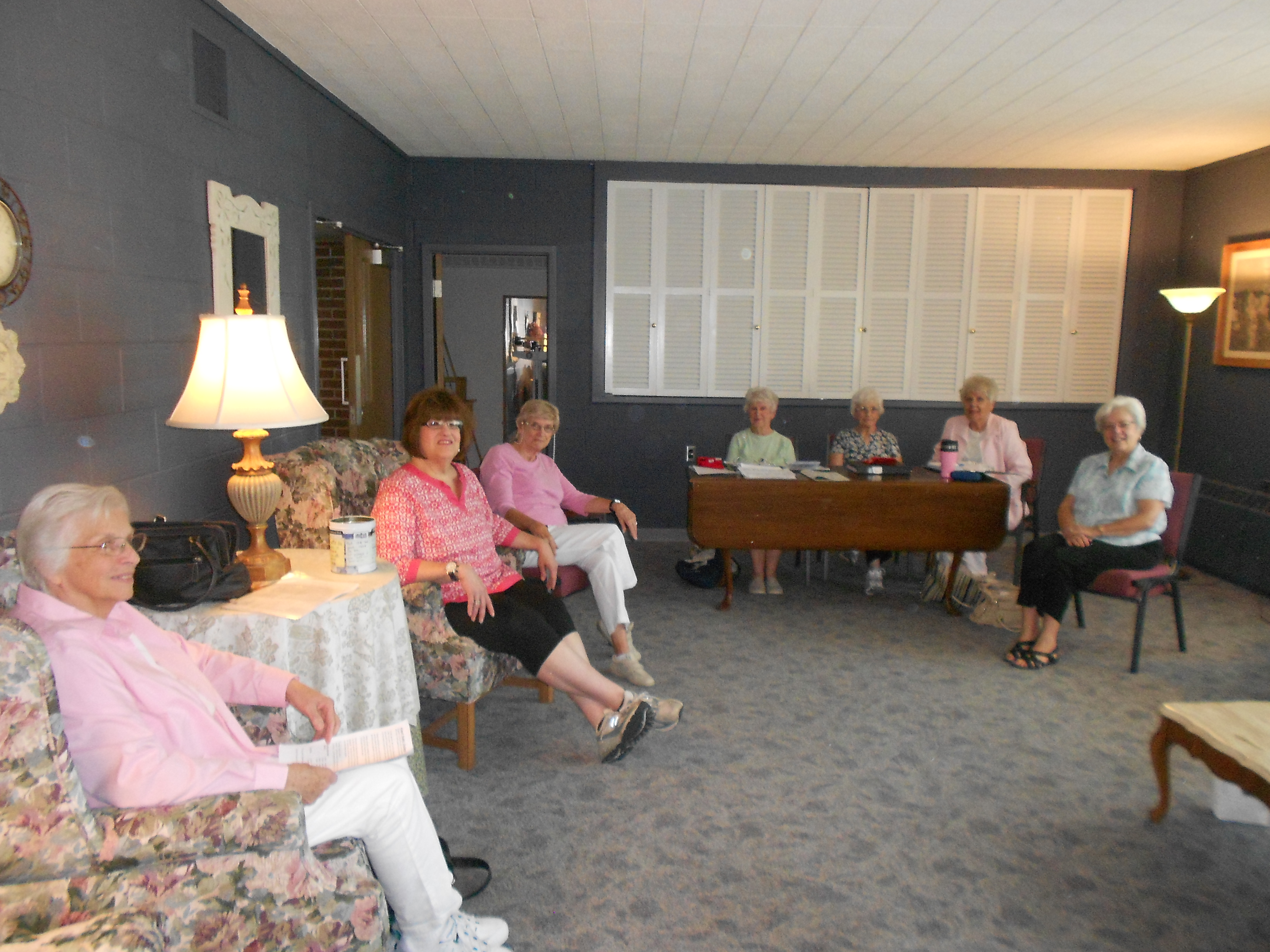The TOPS Club of Carmel meets once a week at an area church. (Photo by Gary Boskovich)