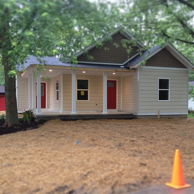 Habitat for Humanity- 641 Birch Street - HFHHC - Finished Home
