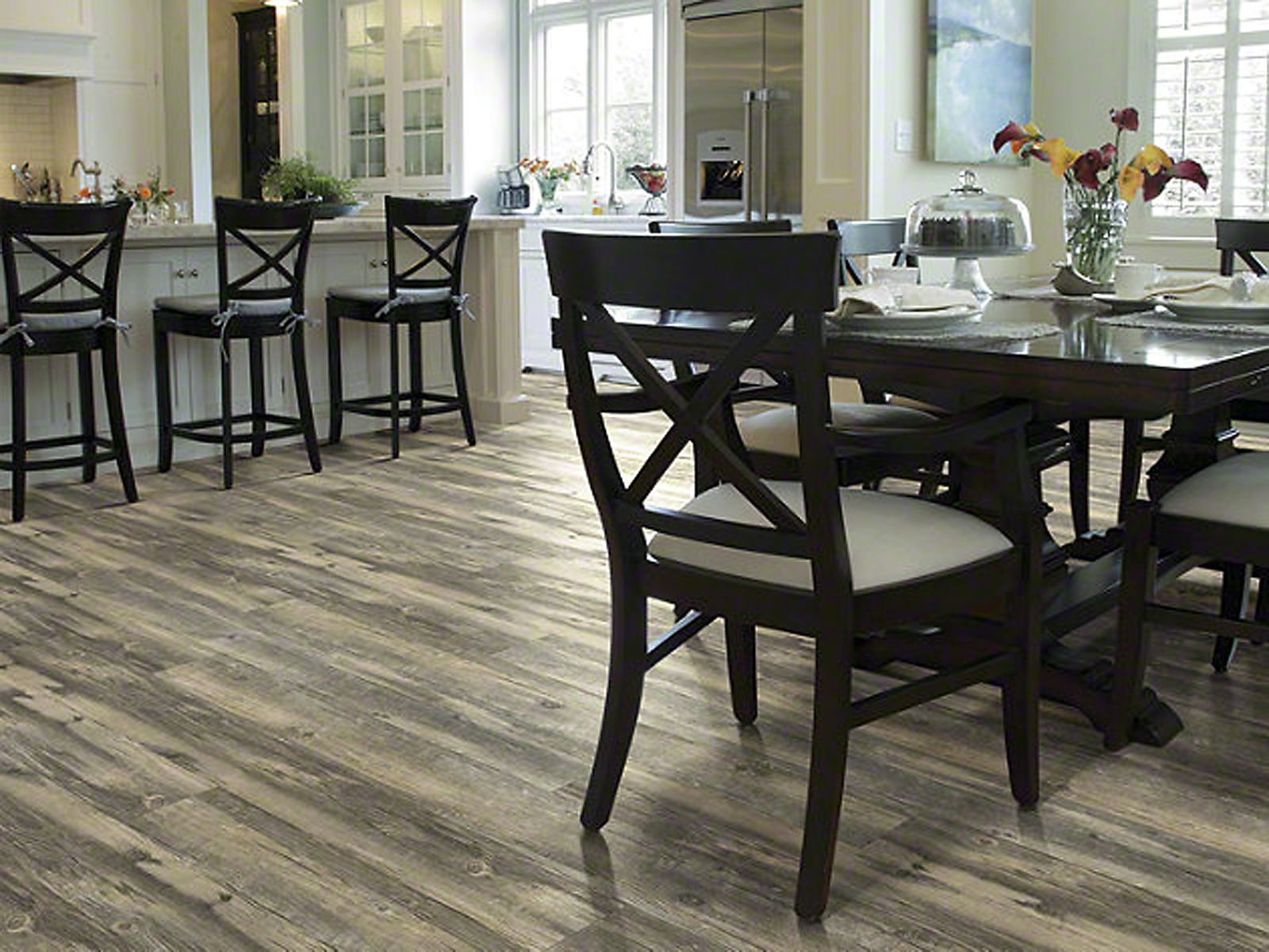 Northampton is a moisture-resistant plank that features seven-year light commercial Virgin vinyl, making it durable and easy to clean. (Submitted photo)