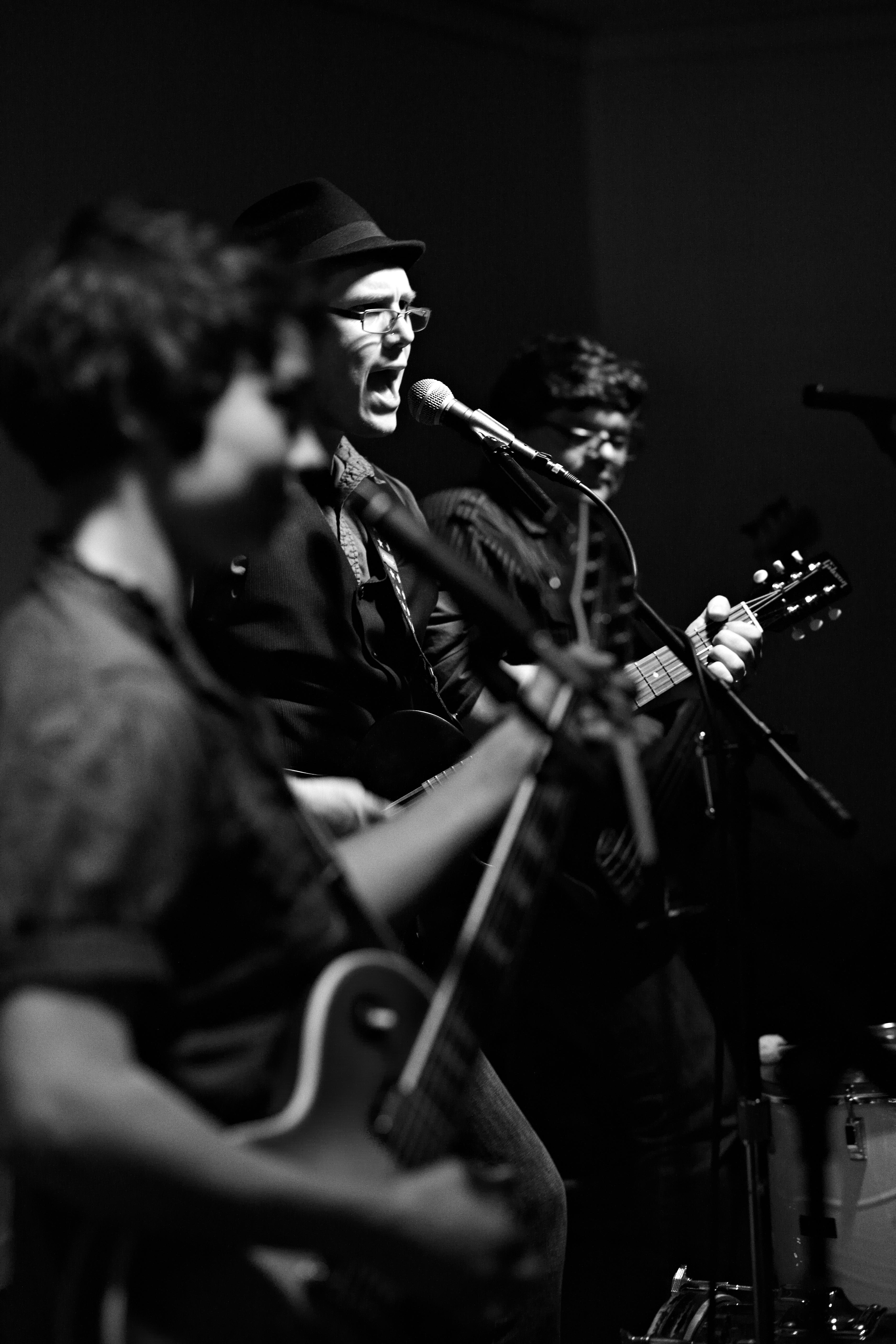 Shiny Shiny Black will play at Three D's Pub & Café in Carmel on July 11.