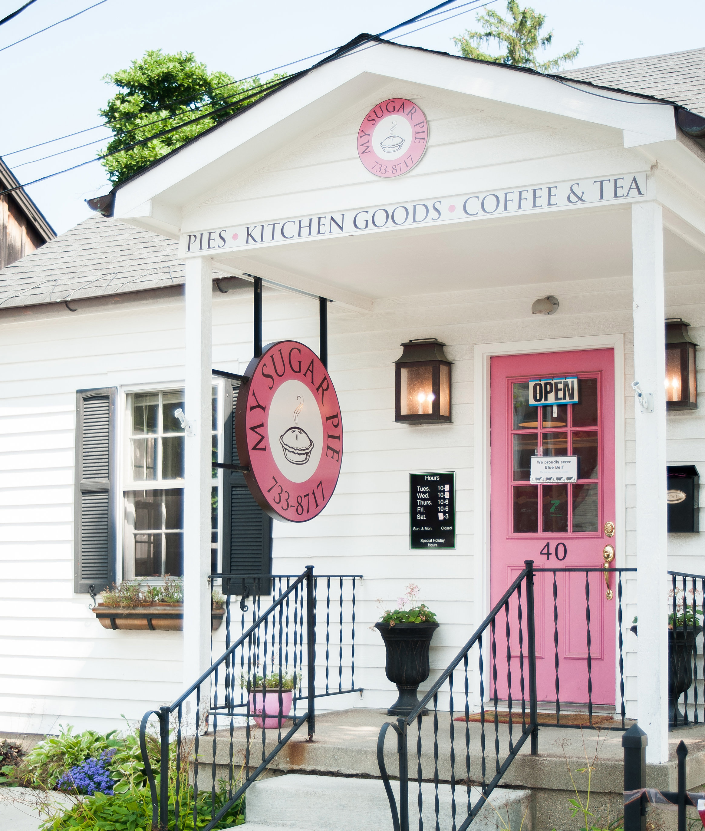 My Sugar Pie is at 40 E. Pine St. in Zionsville. They can be reached at 733-8717 or at www.mysugarpie.com. (Photo by Allison Mayer)