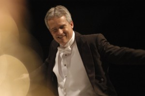 David Bowden, who served for 17 years as Carmel Symphony Orchestra artistic director and conductor. (File photo)