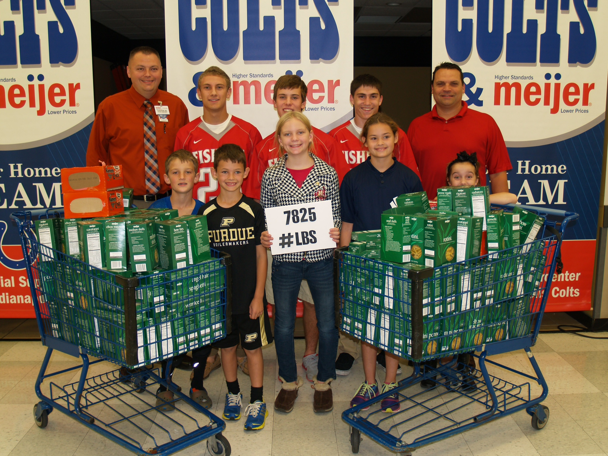 The 2014 Fishers Pasta Bowl saw a 282% increase in donations over 2013. (Submitted photo)