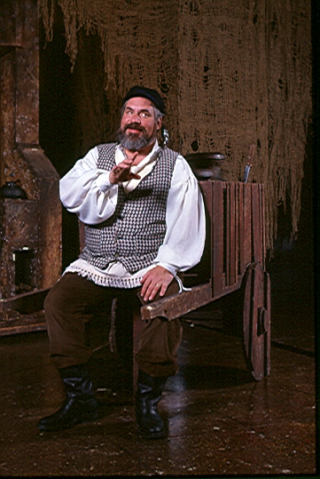 Douglas E. Stark reprises his favorite role of Tevye, the milkman, who is the center of this story set in the tiny village of Anatevka. (Submitted photo)