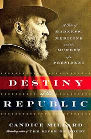 """""""Destiny of the Republic"""" is just one book used as inspiration for the new library exhibit. (Submitted photo)"""