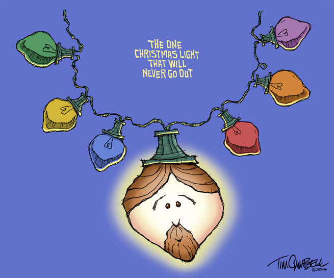 Christmas LightWEB