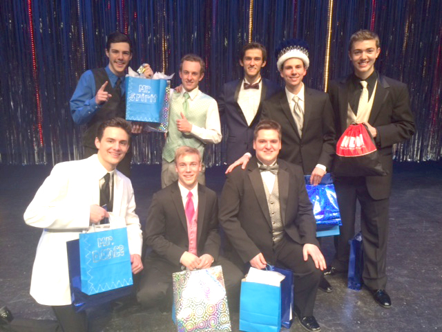Bottom row left to right - Brannt Faris, Matt White, Michael Ewen. Top Row left to right: Gentry Hudson, Tristan Gold, Bryce Rief, Grant Woods and Ryan Kuhl. (Submitted photo)