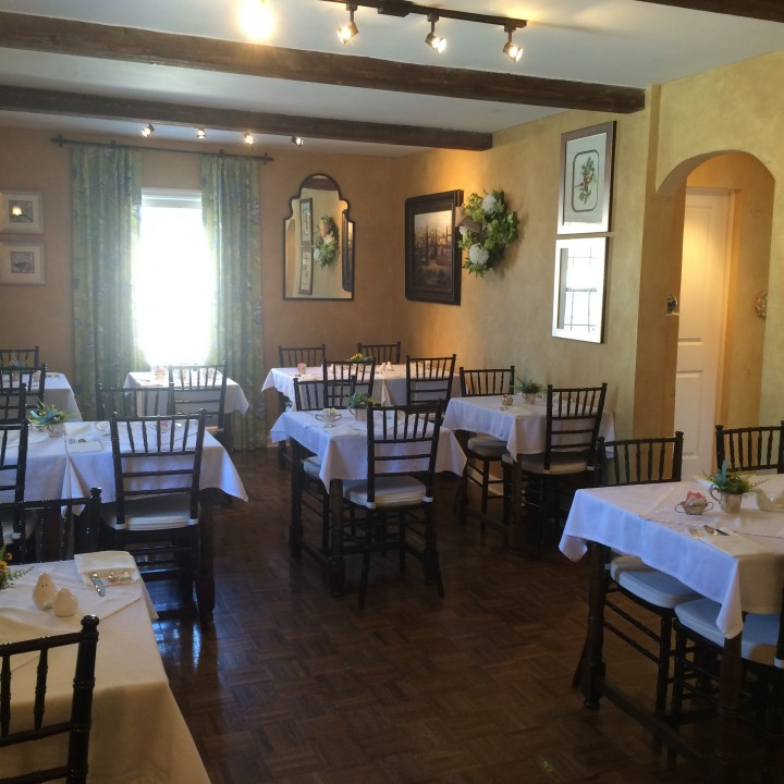 Twigs, 11643 Maple Street, has recently added a tea room for guests.