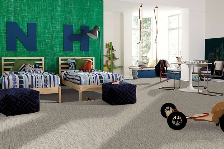 Carpet options and varieties can change any space in your home. (Submitted photo)