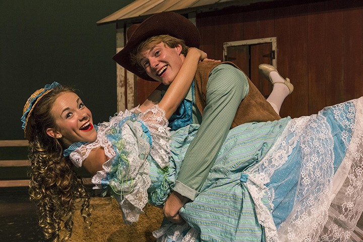 Teens Take Over Civic Theatre In Oklahoma Current Publishing