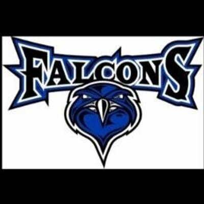 The Fall Creek mascot will be a falcon. (Submitted graphic)