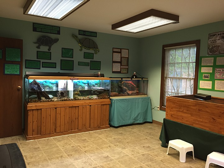 The Zion Nature Center can offer curriculum in the center, at Zionsville parks or in schools. (Photo by Anna Skinner).