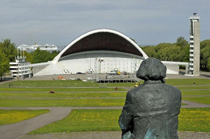 Tallinn, Estonia, Song Festival Grounds (Photo by Don Knebel)