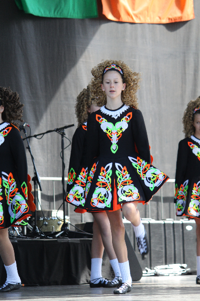 Irish dance enthusiasts will perform again at this year's Indy Irish Fest, which takes place at Military Park Sept. 17-20. (Submitted photo)
