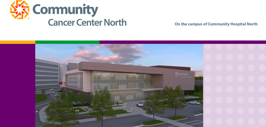 Rendering of the new site. (Submitted rendering)