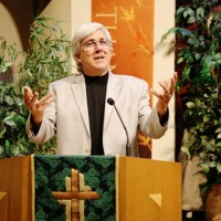 Jerry Zehr is pastor at Carmel Christian Church. (Photo by Feel Good Now)