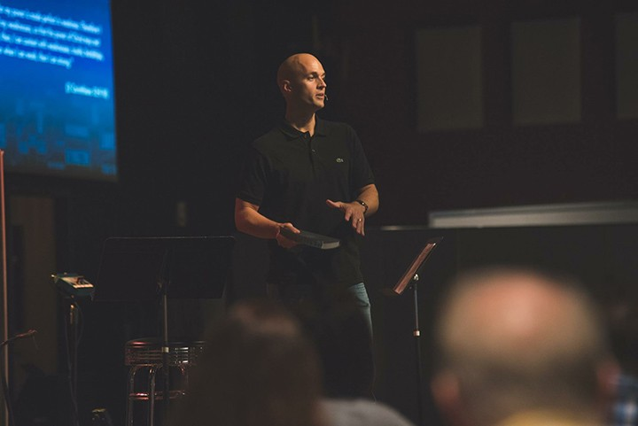 Greg Anderson will be the north campus pastor at the TPCC site in Carmel. (Submitted photo)