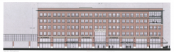 The Midtown Project will include mixed-use buildings for office and retail. (Submitted rendering)