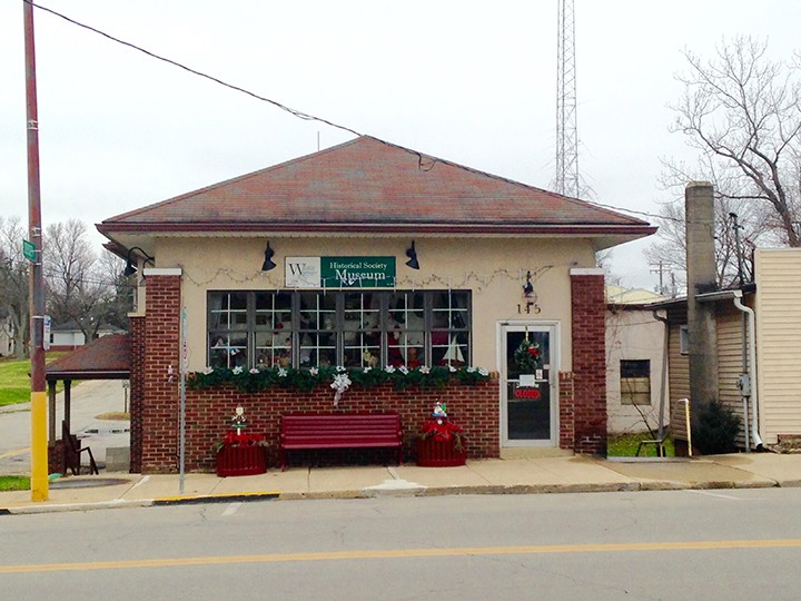 The Westfield Washington Historical Society and Museum is currently at 145 S. Union St. in down- town Westfield, but may need to move locations in the future. (Submitted photo)