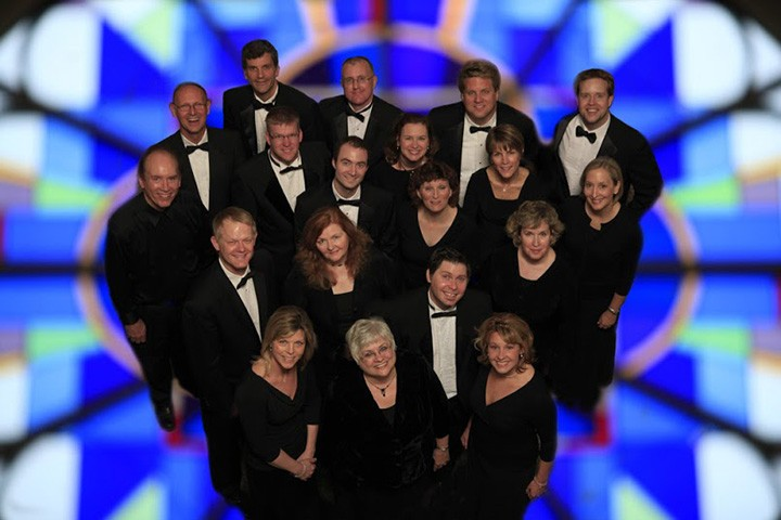 The VOCE singers. (Submitted photo)