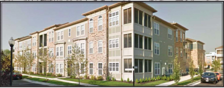 A rendering of the plans for phase two at One One Six Apartments. (submitted photo)