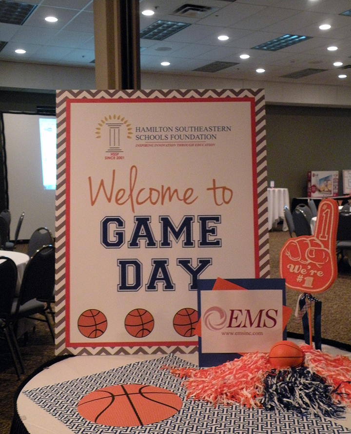This year's Game Day event to benefit the HSE Schools Foundation is from 6:30 to 10 p.m. Feb. 26 at Conner Prairie. (Photo by Sam Elliott)
