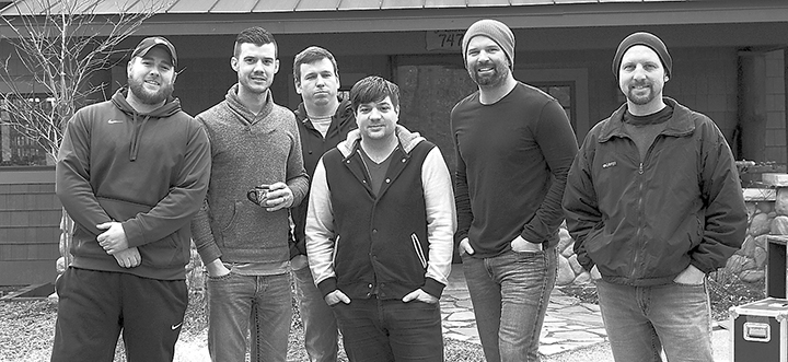 The Hunter Smith Band plans for big year. (Submitted photo)