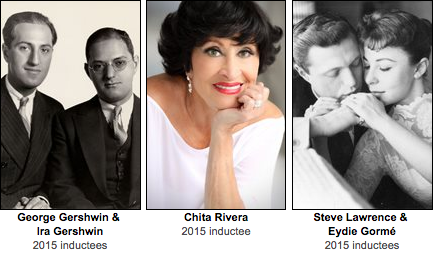 Just a few of the Songbook Hall of Fame honorees. (Submitted image)