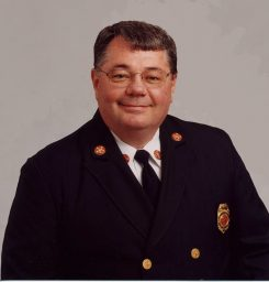 Doug Callahan served as chief of the Carmel Fire Dept. for 11 years. (Submitted photo)