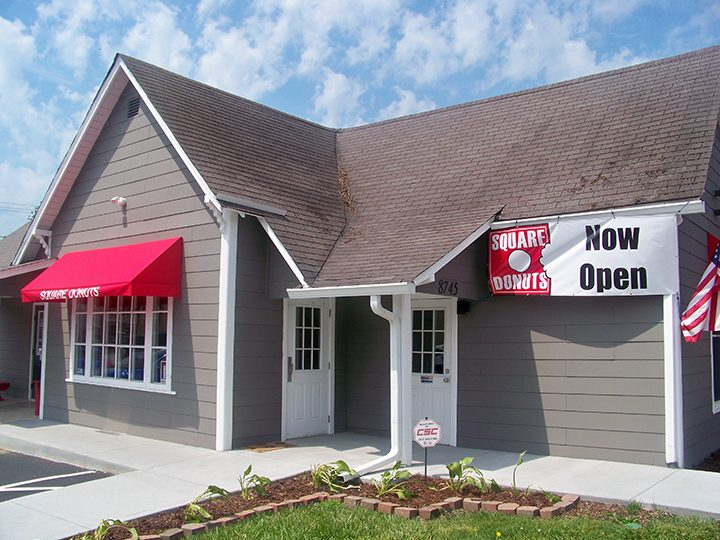 The latest Square Donuts location, 8745 E. 116th St., opened for business on National Donut Day June 3. (Submitted photo)