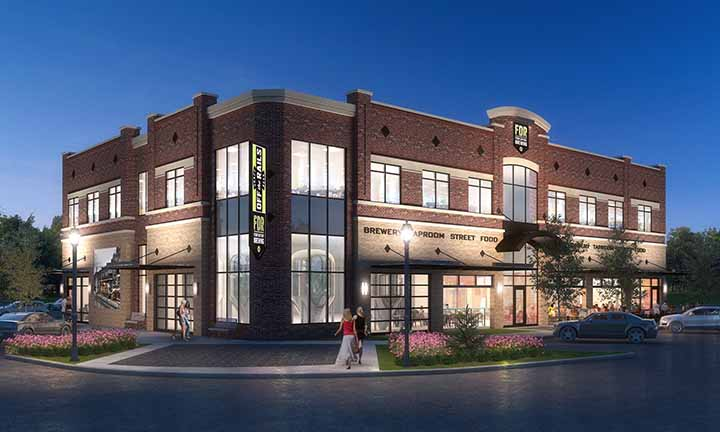 SteadyServe, a beer inventory management technology company, is moving its headquarters to the Nickel Plate District. (Submitted rendering)