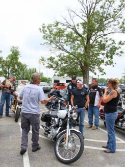 Rides for Rescues will include a motorcycle ride, auction, food and more. (Submitted photo)