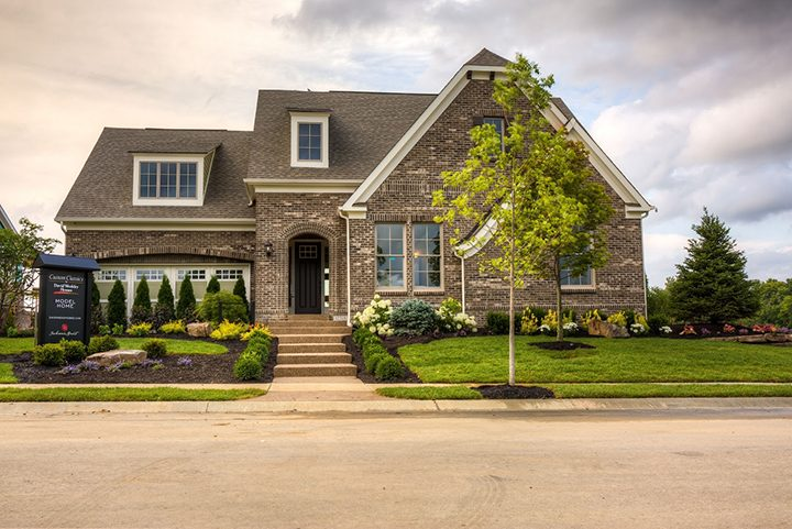 The Brunson model home in Jackson's Grant on Williams Creek-Creekside. (Submitted photo)