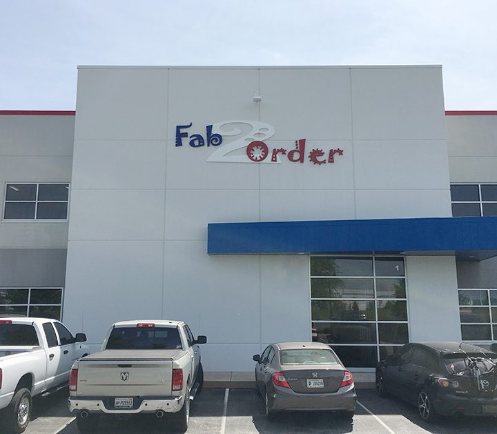 Fab2Order in Brownsburg has grown to 40 employees, 400 clients and $7 million in sales. (Photo by Megan Melton)