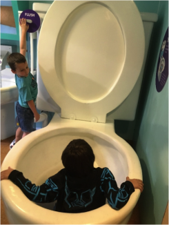 KidsCommons offers three floors of interactive exhibits mixing learning and fun for families with children from toddlers to early teens. (Submitted photo)